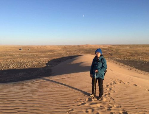Cruel and Kind: Learning in the Desert