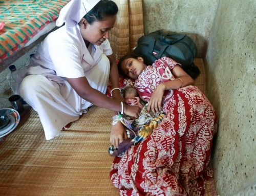 Moms and midwives around the world have much in common