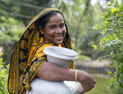 WaterAid Canada applauds new Feminist International Assistance Policy